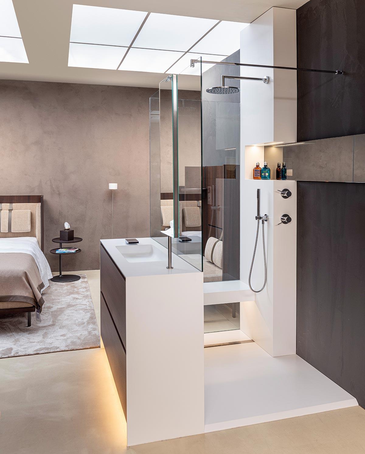 Baddesign von Günter Luther – Besuchen Sie den Showroom im Kölner Einrichtungshaus Knoth van Dag